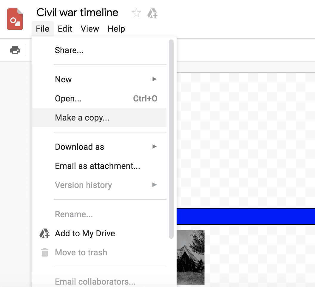 How to Make a Timeline in Google Docs - How To Now