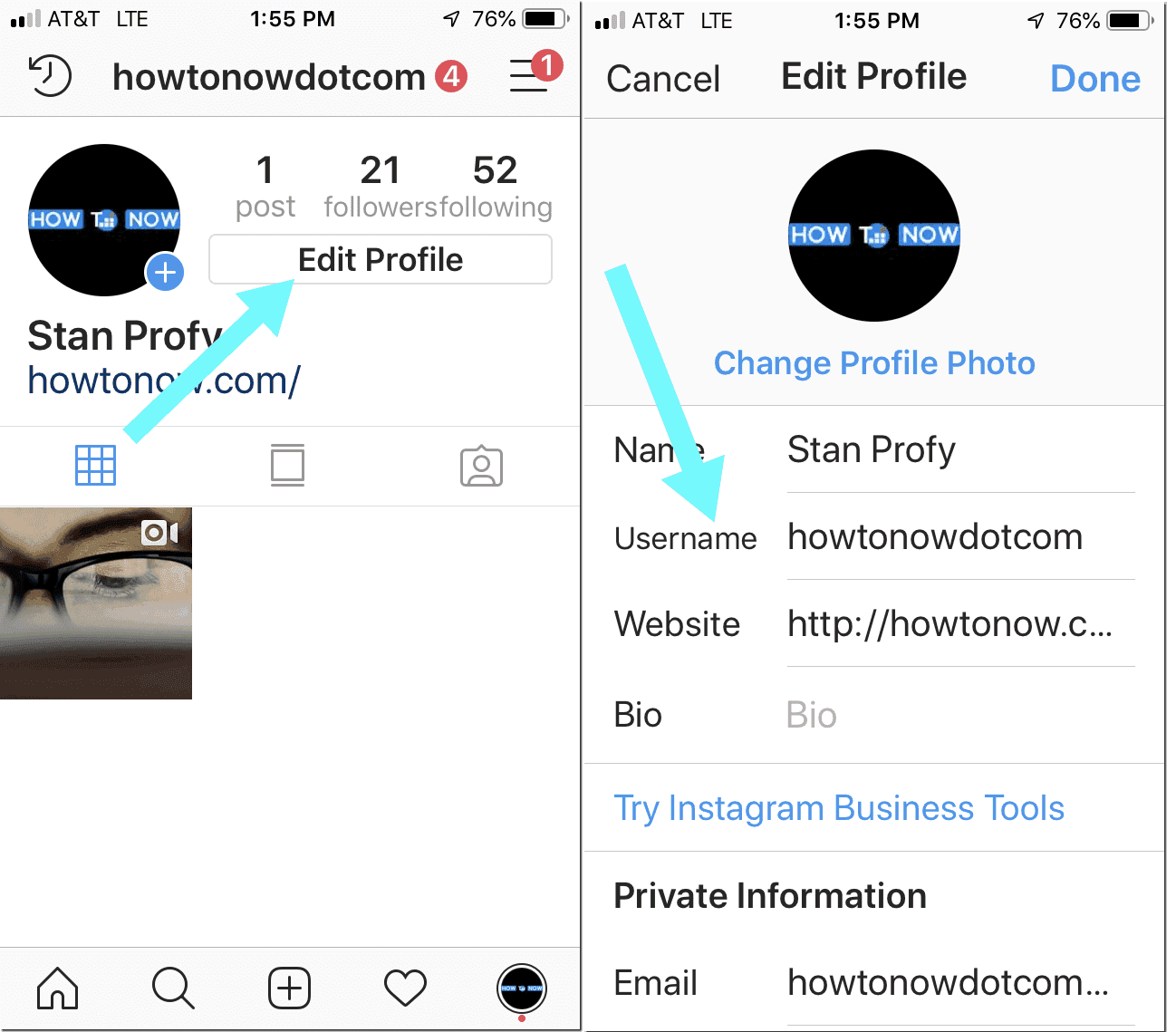 How to Change Your Username on Instagram - How To Now