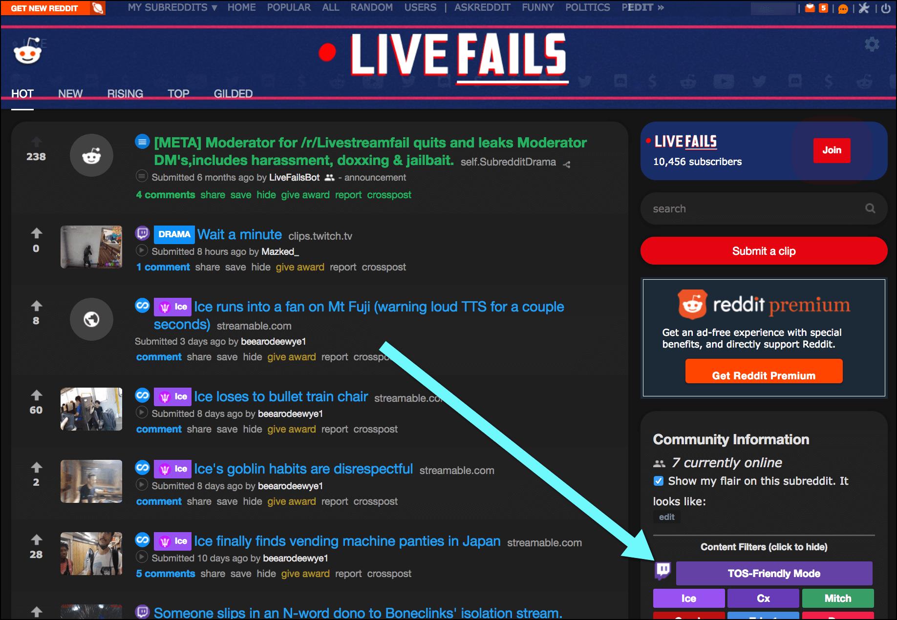 LiveFails