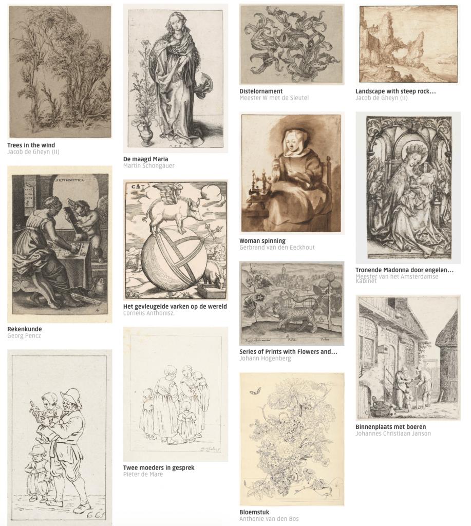 Rijks Museum Coloring Book