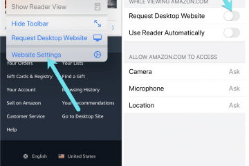 How to View Full Site on iPhone